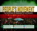 People\'s Movement   The Response of Iranians to the Enemies   Farsi Sub English