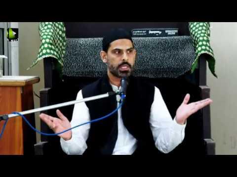 [Majlis] Essal-e-Sawaab | Moulana Mubashir Zaidi | 15 December 2019 - Urdu