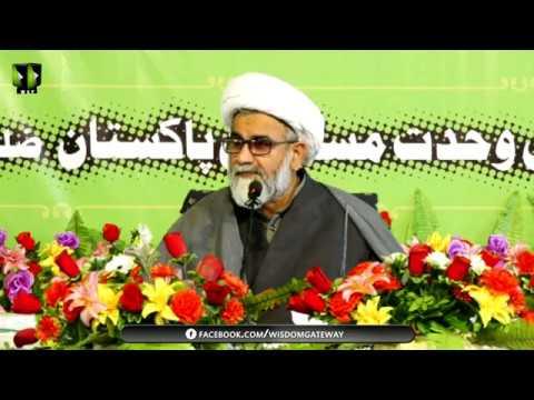 [Symposium] Pakistan Global Significance & Challenges | H.I Raja Nasir Abbas - Urdu