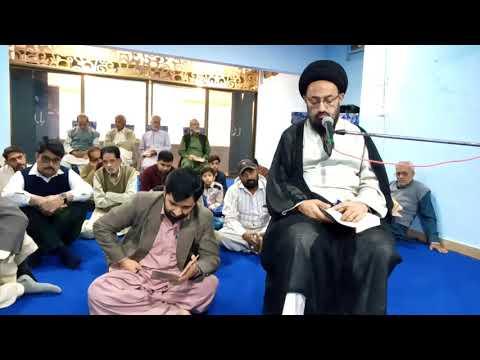 Dua e Kumail | H.I Syed Sadiq Raza Taqvi - Arabic / Urdu
