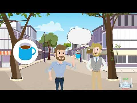 Short Stories - The Shopkeeper English