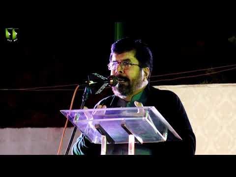 [Manqabat] Tahafuz-e-Namoos-e-Imam Mehdi (as) Conference | Janab Mukhtar Fatehpori - Urdu