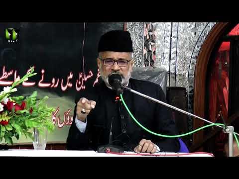 [Speech] Bayad Shaheed Qasim Soleimani, Abu Mehdi Muhandis | Janab Kamran Abidi - Urdu