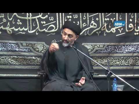 2nd Majlis Ayyam-E-Fatimiyyah 1441 Hijari 22nd January 2020 By Allama Syed Nusrat Abbas Bukhari at Tanzania - Urdu
