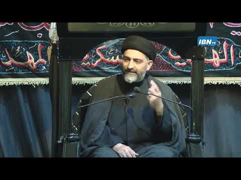 7th Majlis Ayyam-E-Fatimiyyah 1441 Hijari 27th Jan 2020 By Allama Agha Sayed Nusrat Abbas Bukhari at Tanzania - Urdu