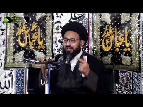[Majlis 2] Topic: Quran o Ahlebait (as) Ke Nigah May Dosti Kay Usool | H.I Sadiq Raza Taqvi - Urdu