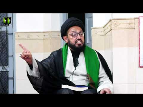 [Majlis] Topic: Sirat -e- Imam Ali Naqi (as) Or App ke Hikmat e Amlee | H.I Sadiq Raza Taqvi - Urdu