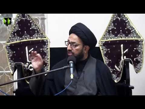 [Majlis] Ahlebait (as) Say Haqeqi Tamasuk Or Sirat -e- Imam Ali Naqi (as) | H.I Sadiq Raza Taqvi - Urdu