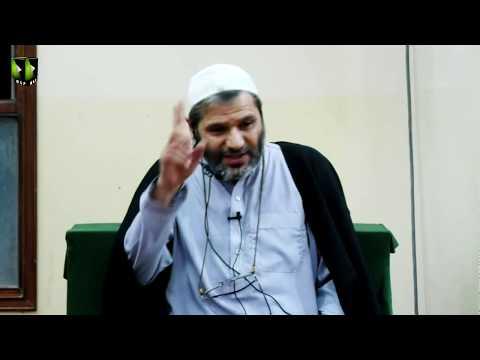 [Lecture] Topic: Sirat -e- Imam Muhammad Taqi (as)   Moulana Sajjad Mehdavi - Urdu