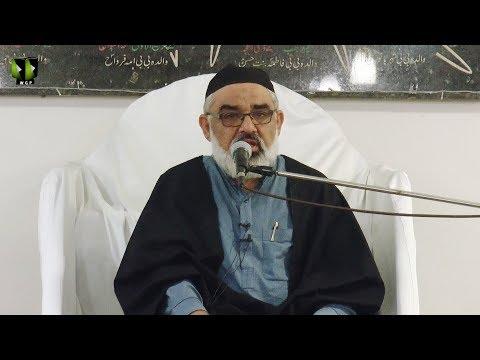[Majlis] Shahadat Hazrat Zainab Kubra (sa)   H.I Syed Ali Murtaza Zaidi - Urdu