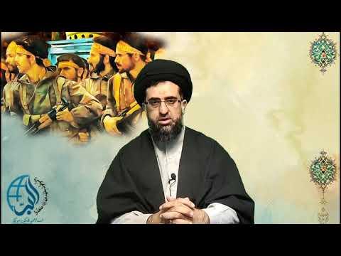 Syed Muhammad Hassan Rizvi - Part 3: imam Ali a.s ki khososi foj, شرطة الخمیس نے کس چیز پر بیعت -