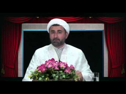 The Divine Banquet (in preparation for Ramadhan) Shaykh Mansour Leghaei 2013 English
