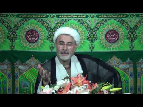 Tafsir Dua Kumayl 03 - The Paradox of Dua & Dawa (Supplication & Medication) Shaykh Mansour Leghaei 16-0