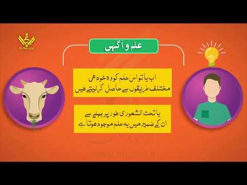 [01] Aqaid ke Sawalaat | Question about Aqaid Al-Balagh Pakistan - Urdu