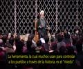 Ali Reza Panahian. Enfrenta la esclavitud moderna Farsi Sub Spanish