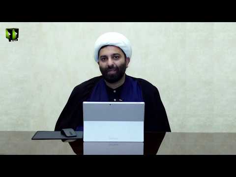 [2] The Role of Softwar in the Formation of Islamic Civilization | Moulana Shaykh Ali - Urdu