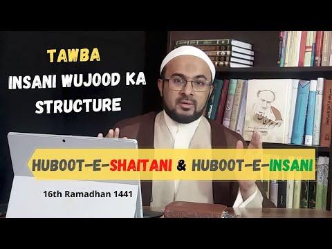 [16] Anbiya (as) Ki Tarbiyati Seerat- Hazrat Adam (as) - Insan Dunya Se Pehle - Urdu