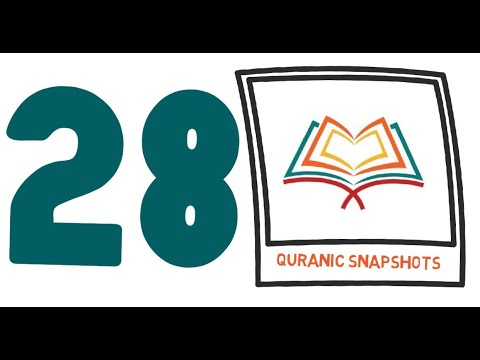 [Buid relationship with Quran] One Ayat from Juz 28 of Quran-English