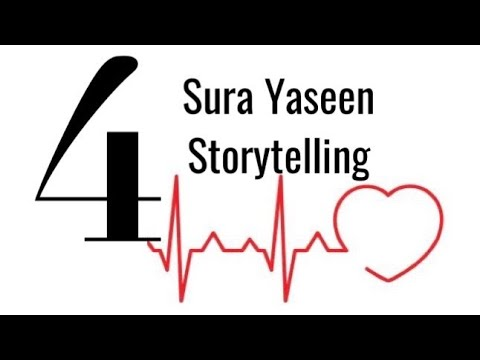 [Storytelling P-IV] Surah Yaseen - English