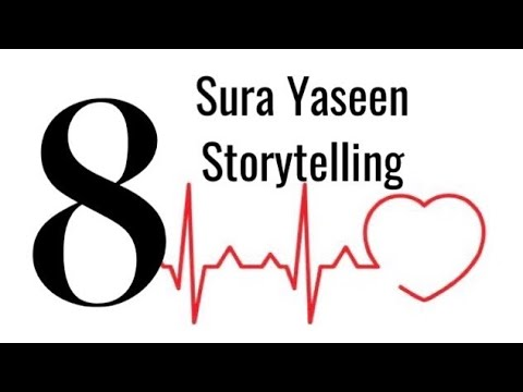 [Storytelling P-VIII] Surah Yaseen - English