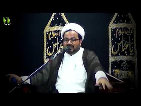 [Clip] Sadiqeen Koun - صادقین کون    H.I Muhammad Raza Dawoodani - Urdu