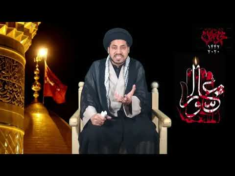 [Majlis 03] Ashorai Khudsazi - Azaadi   Moulana Haider Ali Jaffri   1442-2020 - Qom - Urdu