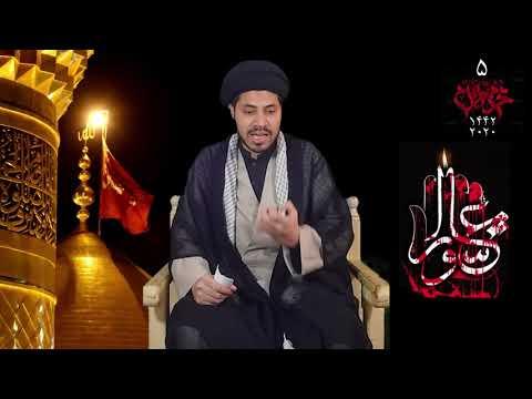[Majlis 05] Ashorai Khudsazi - Ikhlaas   Moulana Haider Ali Jaffri   1442-2020 - Qom - Urdu