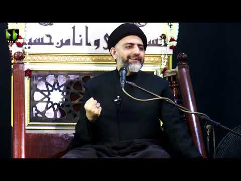 [3] Karbala, Maayaar -e- Haq -o- Batil | H.I Syed Nusrat Abbas Bukhari | Muharram 1442/2020