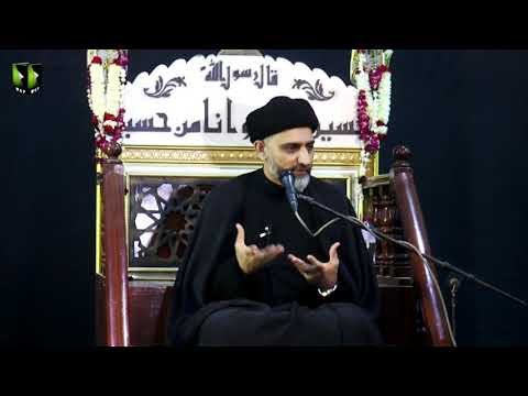 [4] Karbala, Maayaar -e- Haq -o- Batil | H.I Syed Nusrat Abbas Bukhari | Muharram 1442/2020