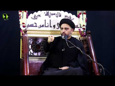[5] Karbala, Maayaar -e- Haq -o- Batil | H.I Syed Nusrat Abbas Bukhari | Muharram 1442/2020 | Urdu