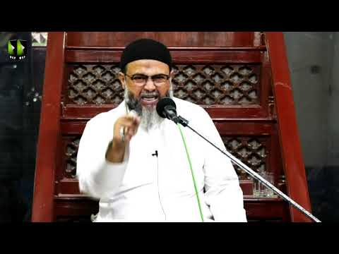 [Fikri Nashist]  Current Affairs - حالات حاضرہ | Moulana Ali Naqi Hashmi | 12 September 2020 | Urdu