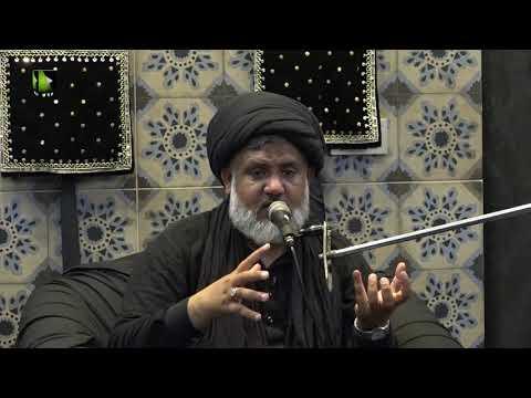 [03] Ista\\\\'anat (Madad) | حجّۃ الاسلام مولانا حسن رضا ہمدانی | Urdu