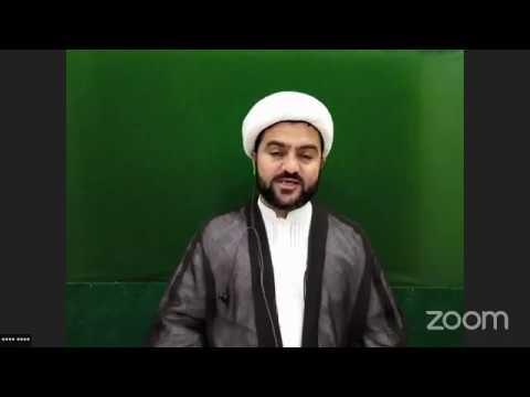 [04] Dua o Munajaat | Dua e Iftitetah(2) | Maulana Muhammad Nawaz | 4th Ramazan 1441 - 28 April 2020