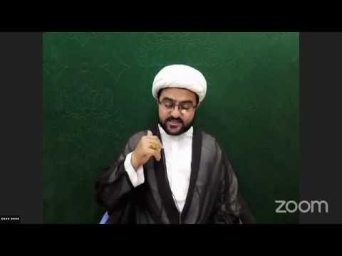 [08] Dua o Munajaat | Abu Hamza Somali (4) | Maulana Muhammad Nawaz | 8th Ramazan 1441 - 02 May 2020 -URDU