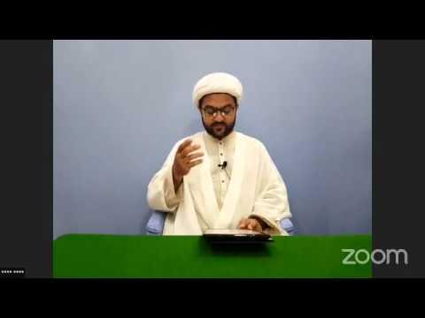 [12] Dua o Munajat | Sahifa Kamila Dua 7&13 | Maulana Muhammad Nawaz | 12th Ramazan 1441-06 May 2020 - URDU