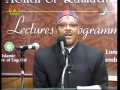 Characteristics of The Pious - Lecture 4 - Brother Ahmed Haneef - English