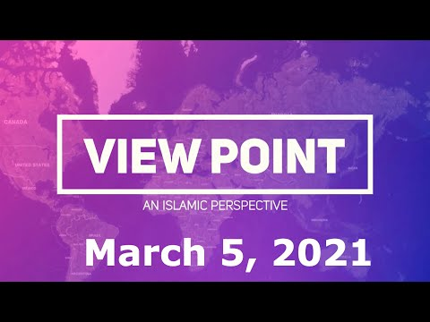 """EP-03 """"The Resistance""""  View Point - An Islamic Perspective   Shaykh Hamzeh Sodagar  March 5, 2021 - English"""