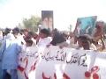 Chiniot Pakistan - Youm ulqudas rally - URDU