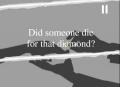 Would you buy a diamond if ... - English