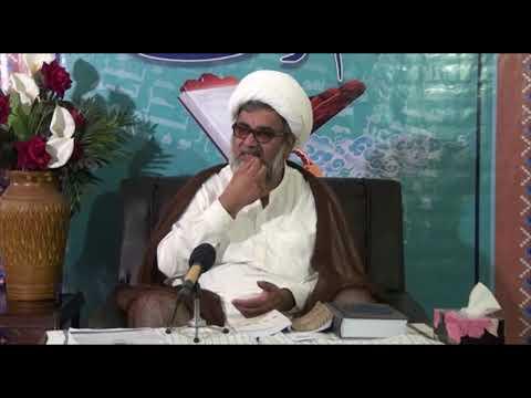 [Dars 7] سلسلہ درس اخلاق || لعلکم تتقون || H.I Raja Nasir Abbas || Mah -e- Ramzaan 1442 - Urdu