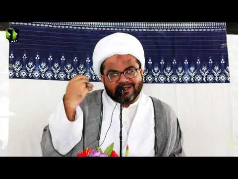 [Dars] Sirat -e- Imam Reza (as) | H.I Muhammad Raza Dawoodani | Urdu