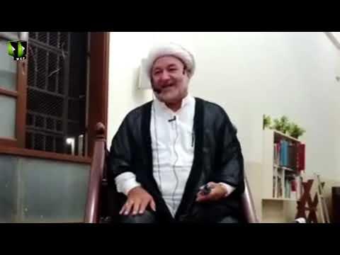 [Lecture 6] Topic: Nazariya -e- Wilayat -e- Faqhi | Moulana Muhammad Abbas Shakari | Urdu