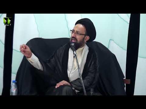[Majlis] Imam Jafar -e- Sadiq (as) Ke Nigah May Sa\'adat Ke Raahain  | H.I Sadiq Raza Taqvi | Urdu