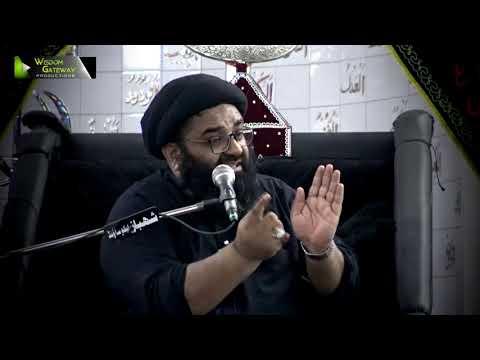 [Clip] Shaair Allah Ke Shaouri Tazeem | شعائر اللہ کی شعوری تعظیم | H.I Kazim Abbas Naqvi | Urdu