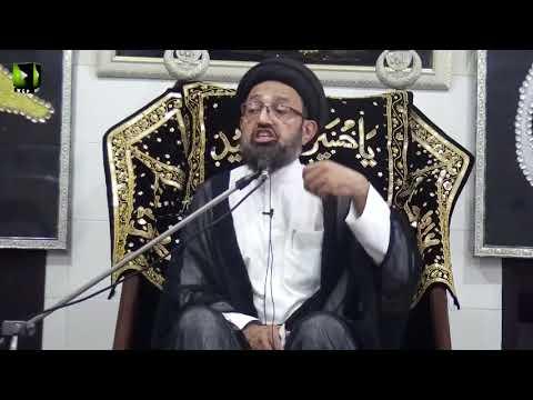 [Majlis] Quran -o- Ahlebait (as) Ke Nigah May Maqam -e- Zan | H.I Sadiq Raza Taqvi