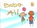 Baba Ali with toys - English