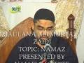 Khamsa e Majalis Topic  Namaz - By Maulana Ali Murtaza Zaidi - Day 1 of 5 - Urdu