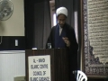 Sheikh Osama Abdul Ghani - Imam Ali And Pious Persons - Friday Sermon - Dec 25 2009 - English