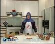 Preparing an Eggplant Omlete - English