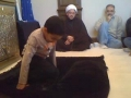 Muhammad Mehdi From Dallas Community reciting Speech in Kids Majlis ENGLISH
